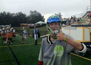 Home Grown Lacrosse Recruited by College Coaches