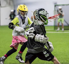 Youth Indoor Lacrosse