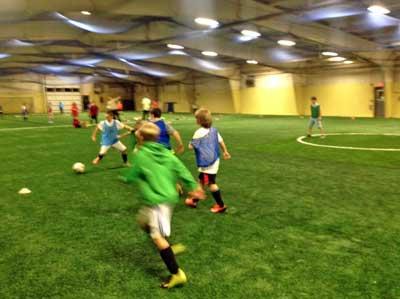 HGR Soccer Foot Skills