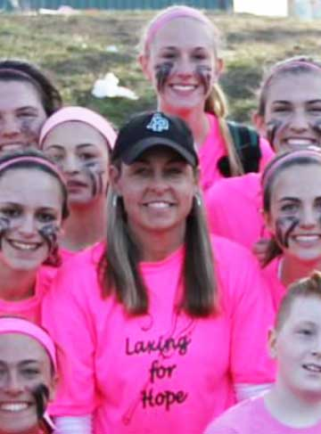 Liz Richards HGR Girls Lacrosse Coach