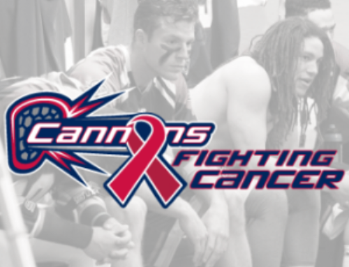Boston Cannons Play 4 The Cure