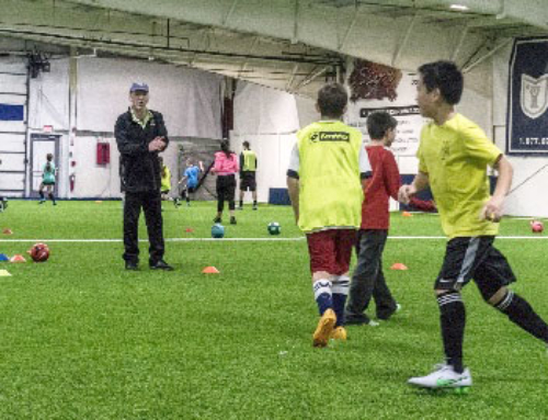 HGR Soccer Program – Don't Miss Out!