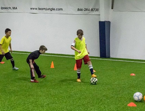Indoor Soccer – Get your feet in gear!