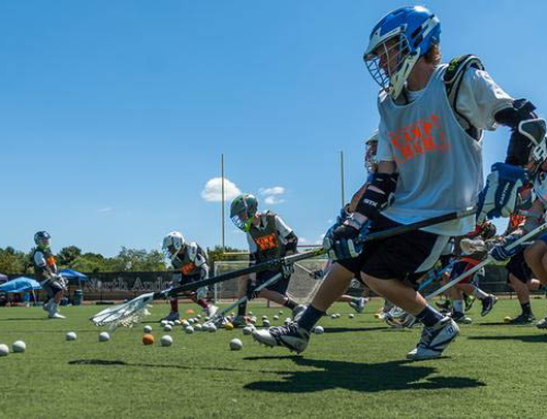 Boys Lacrosse Clinics, Winter Session