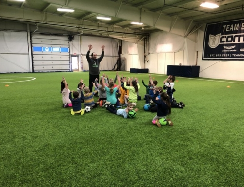 Soccer Foot Skills, Fall 2020