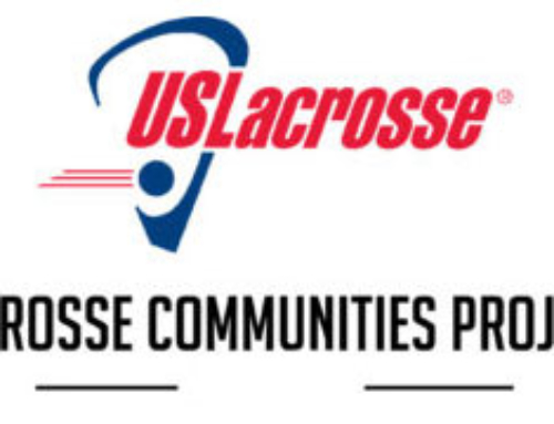 Building Communities with Lacrosse — Part I