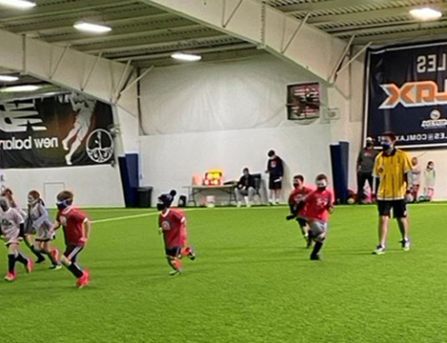 Join Our Winter Soccer League