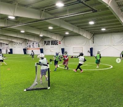 HGR indoor league lacrosse