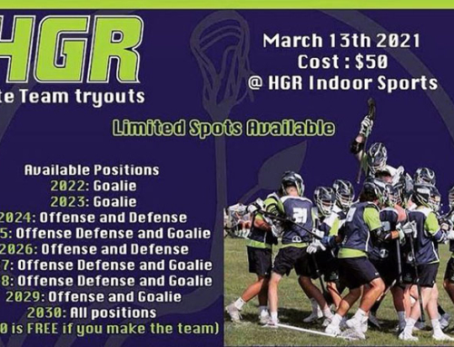 Boys Elite Team Tryouts Tomorrow