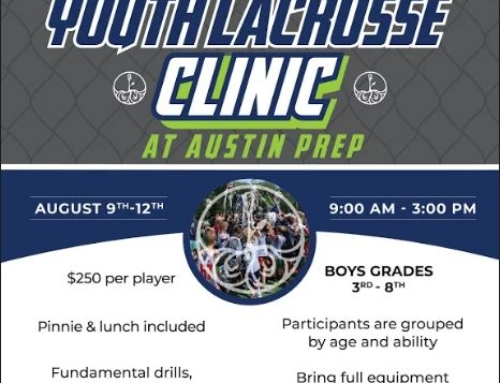 New Boys Youth Clinic for Summer '21