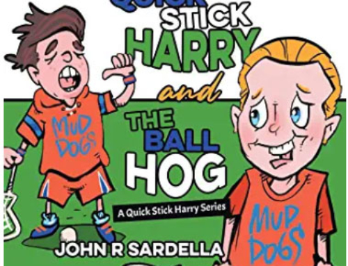 Lacrosse Reads for the Younger Ones