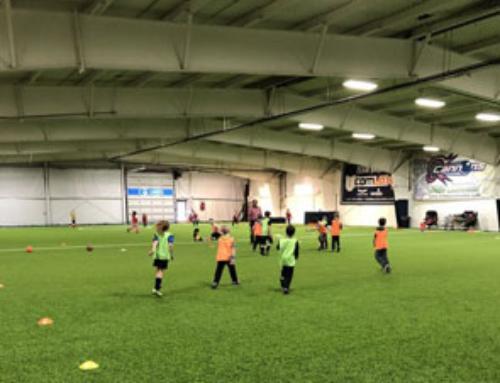 Soccer Foot Skills Return